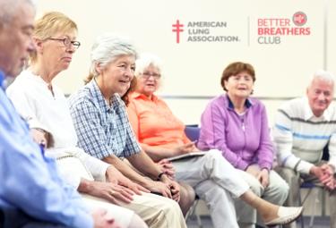 Better Breathers Clubs, St. Mary's Good Samaritan Hospital, Greensboro, GA, COPD, pulmonary fibrosis, asthma