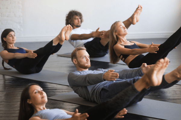 where can i take a pilates class in lake oconee