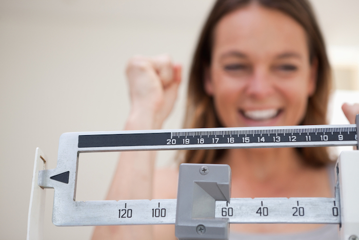 losing weight calories