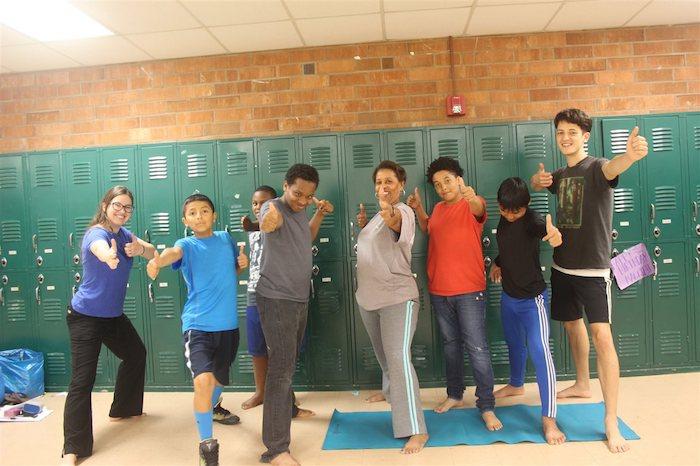 yoga for kids beginners