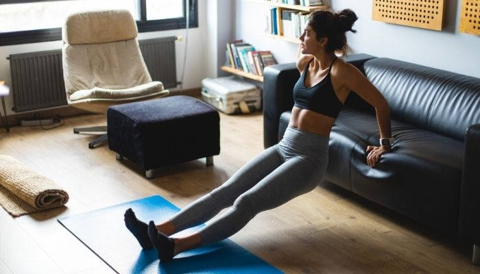 How To Motivate Yourself To Work Out at Home